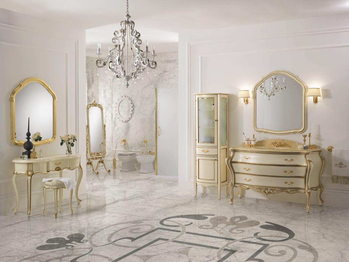 Мебель ванная барокко купить смеситель в ванную кривой рог