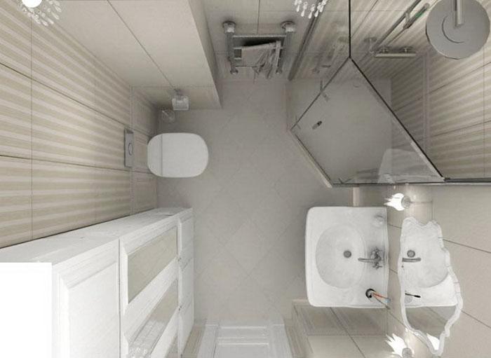 Глубокие маленькие ванные комнаты мебель в ванную оптима