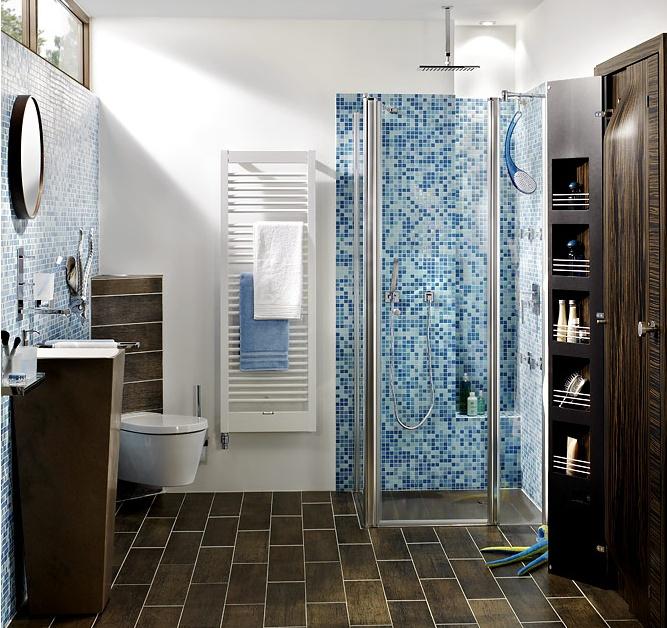Ванная комната душ кабина Экран для ванны фронтальный SANTEK Монако 1WH112077