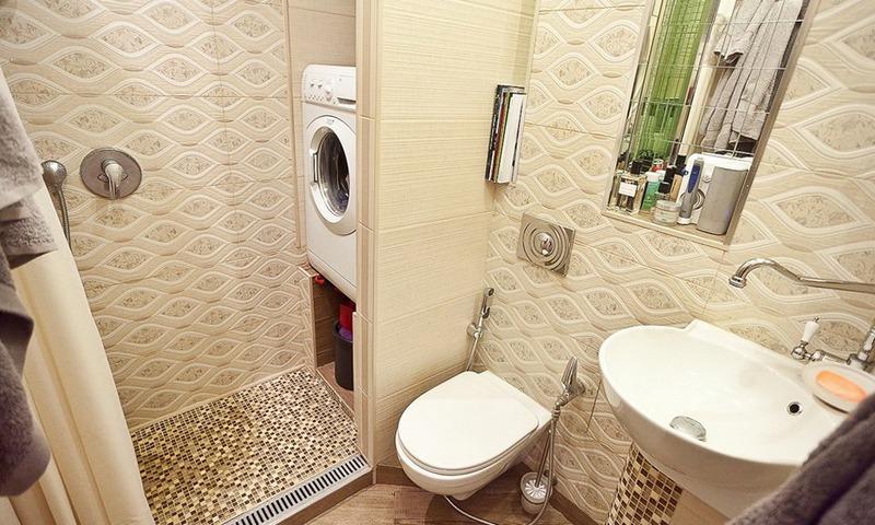интерьер ванной комнаты совмещенной с туалетом лучшие фото 52 фото