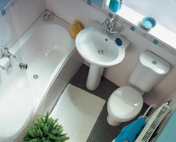 Дизайн больших ванных комнат совмещенных с туалетом