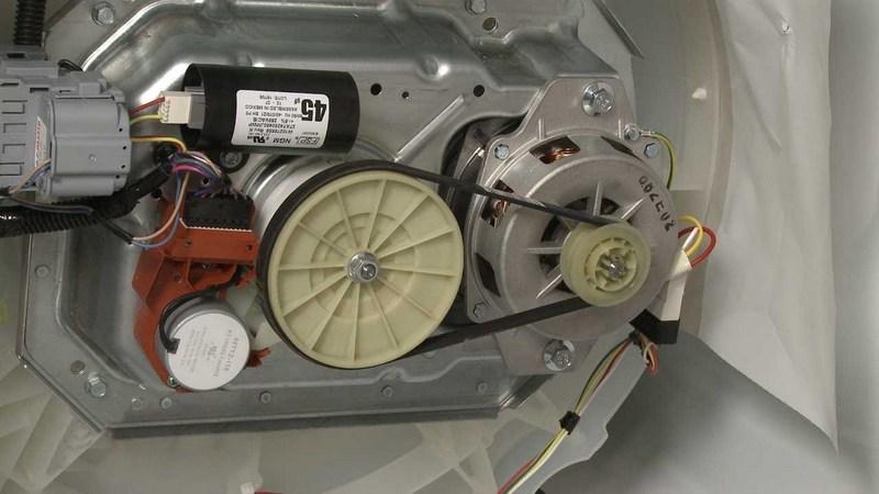 Двигатель от стиральной машины схема подключения