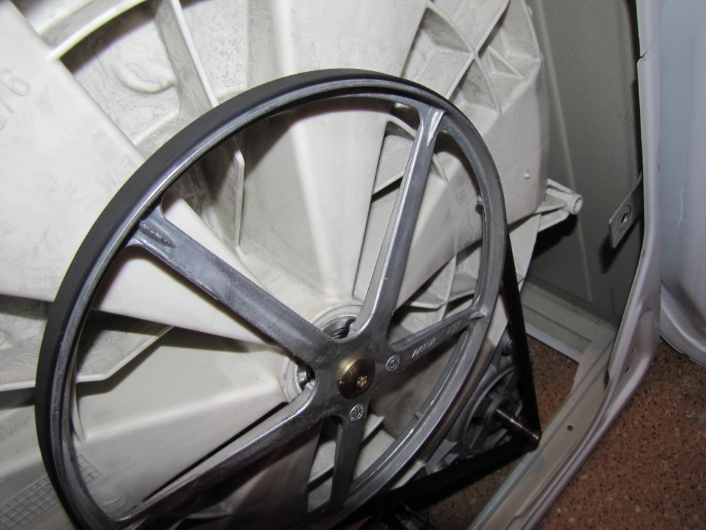 Замена подшипников стиральных машин веко своими руками