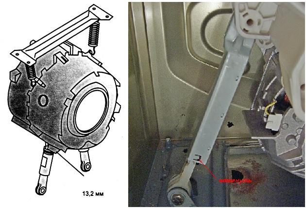Ремонт амортизатора от стиральной машины своими руками