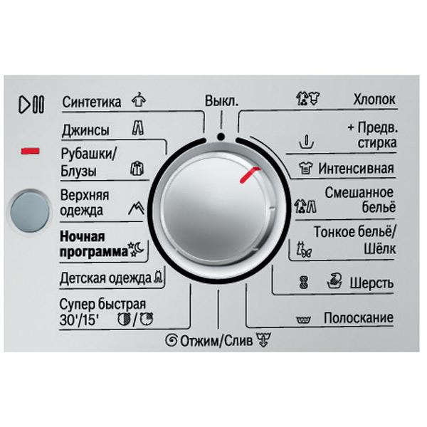 Инструкция на Стиральную Машину Bosch Maxx 5