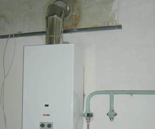 Дымоходы к газовым колонкам электролюкс купить дымоход москва розница