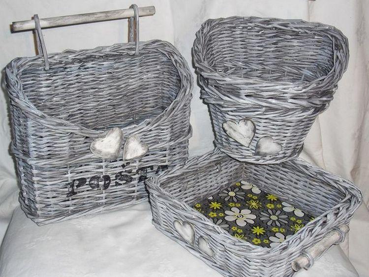 Плетение квадратной корзины для начинающих пошагово 68