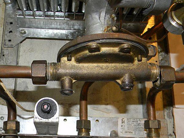 Ремонт газовой колонки нева 3212 своими руками