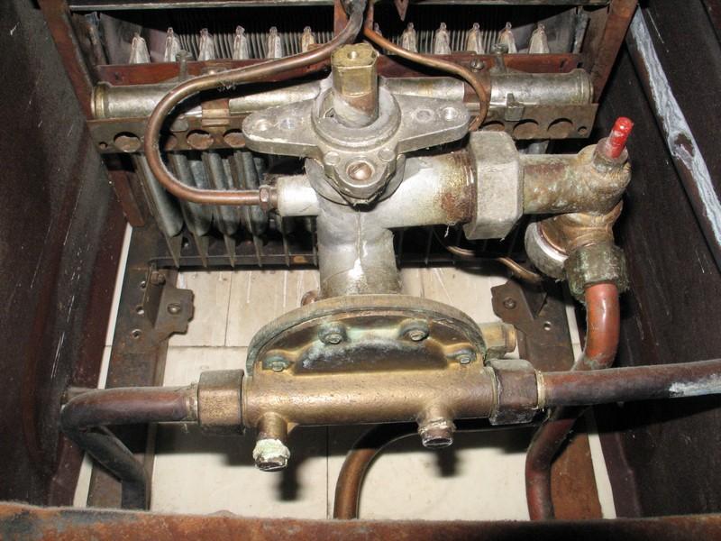 Ремонт старой газовой колонки своими руками