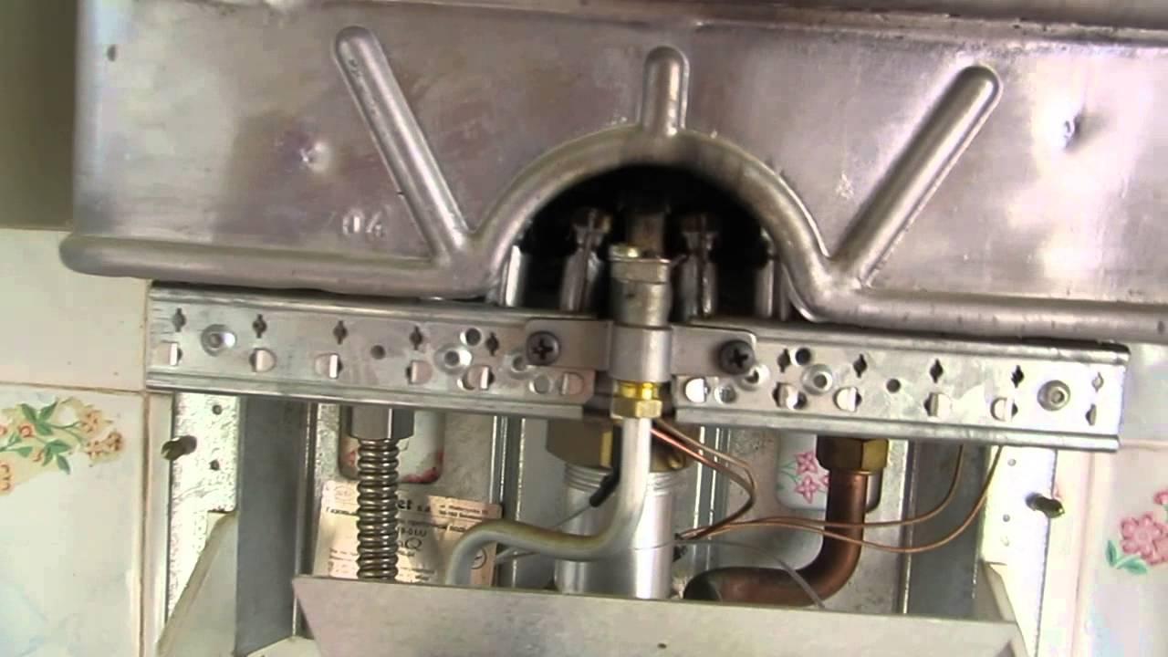 Ремонт газовой колонки бош 79