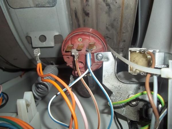 Прессостат для стиральной машины ремонт своими руками