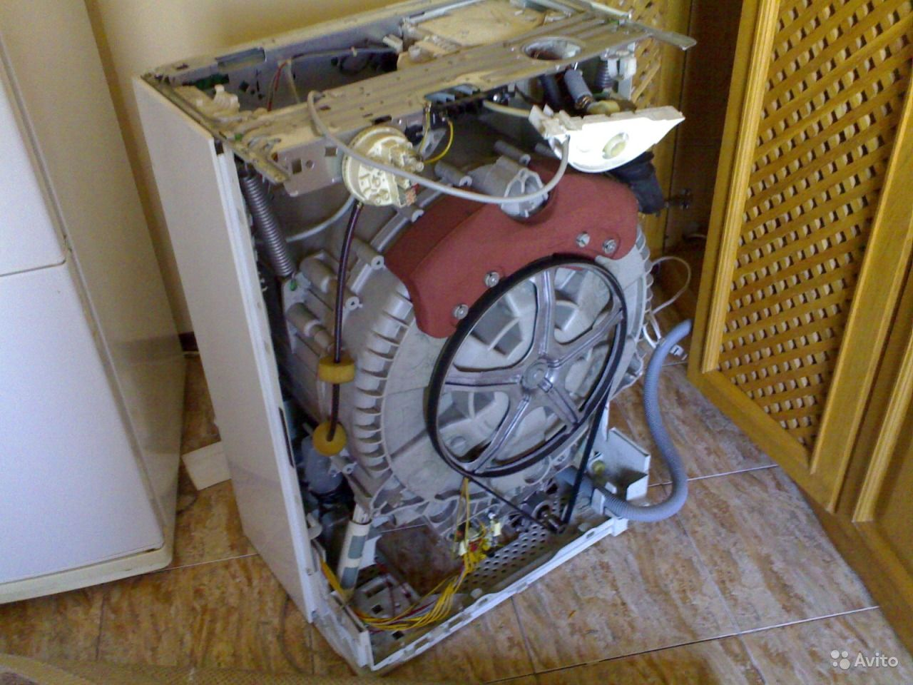 Ремонт стиральной машины атлант своими руками