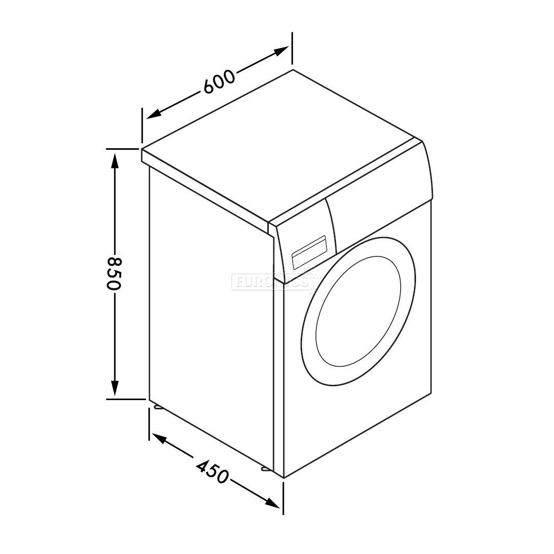 Размеры стиральных машин стандартные для машинок с