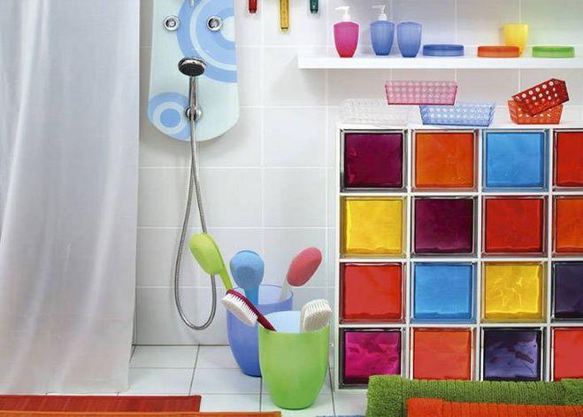 стеклянные блоки для перегородок в ванной размеры и цены