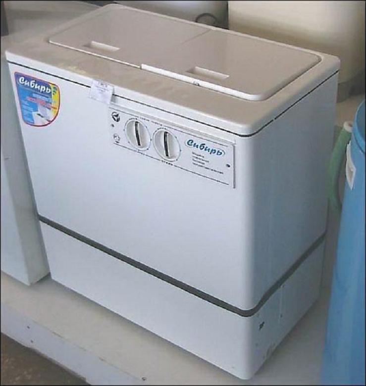 инструкция по эксплуатации стиральной машины сибирь