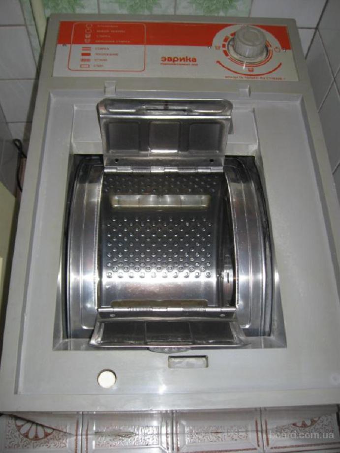Инструкция Стиральной Машины Эврика