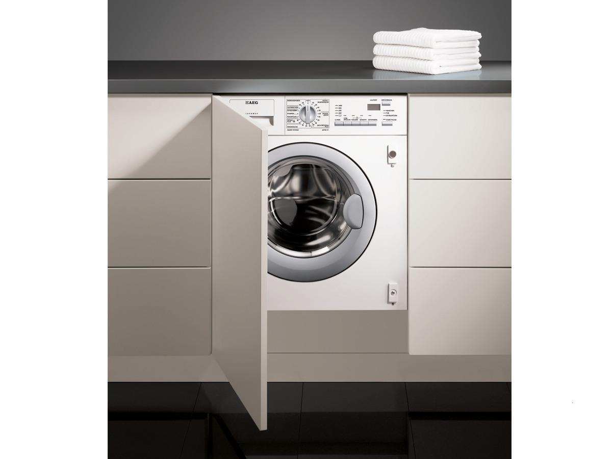 Встраиваемая стиральная машина Siemens