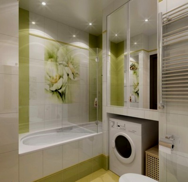 Ремонт ванной комнаты в хрущёвке своими руками видео