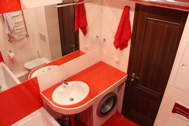 Дизайны маленьких ванных с туалетом