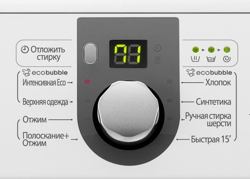Finlux стиральная машина инструкция - фото 6