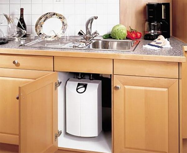 Кухонный водонагреватель своими руками