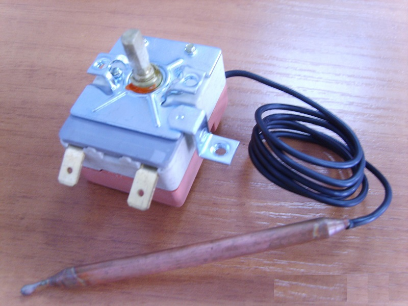 Как заменить терморегулятор водонагревателя