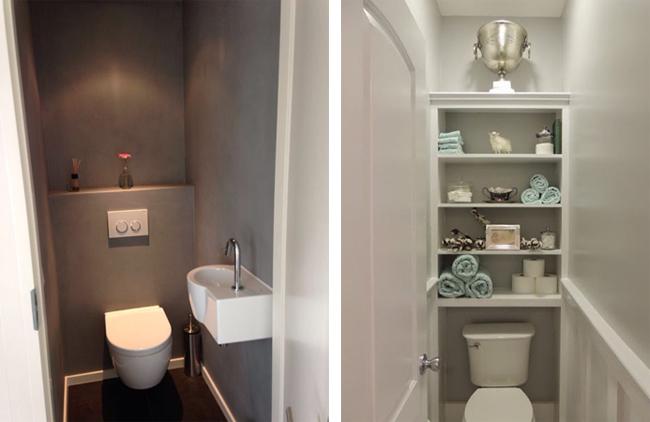 Дизайн туалетов маленьких