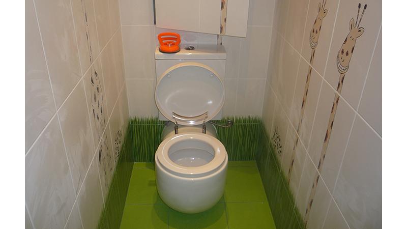 Дизайн кафеля в ванной и туалете