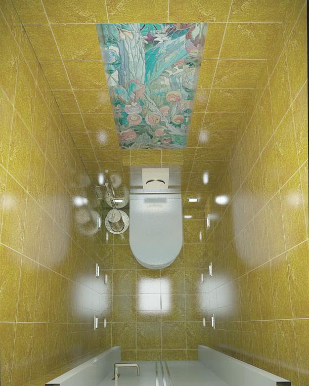 Дизайн интерьера туалета в хрущевках
