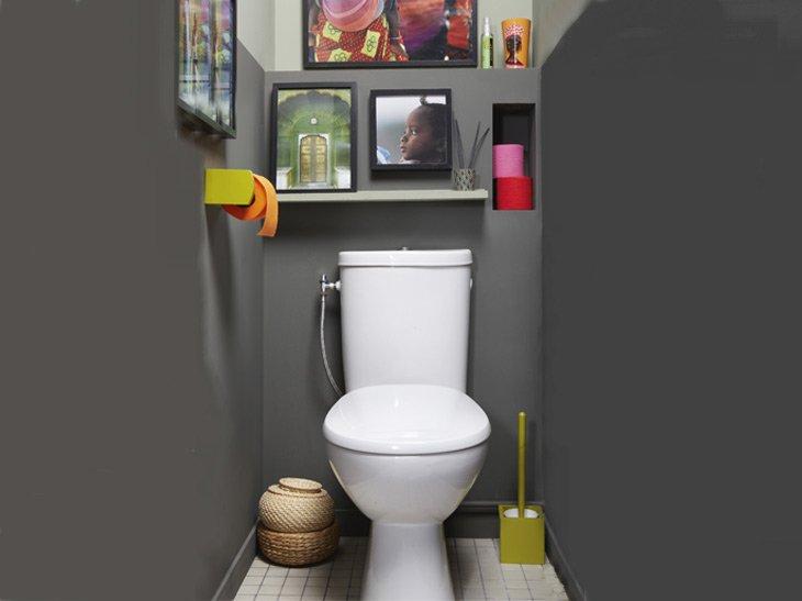 ремонт своими руками в туалете