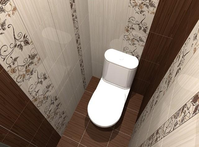 Идеи ремонта туалете фото