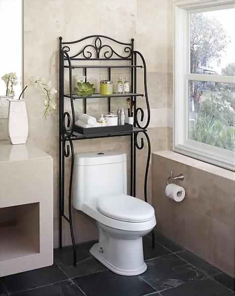 Этажерка в туалет