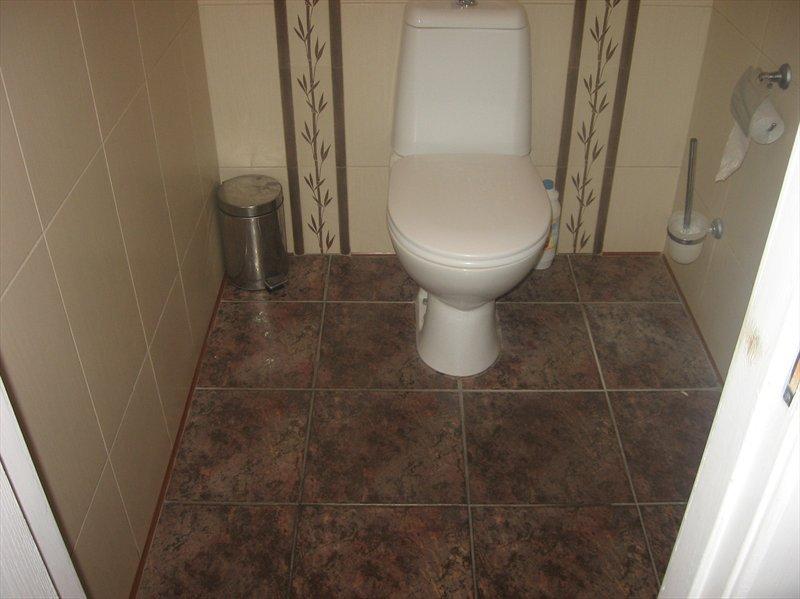 Плитка для туалета своими руками