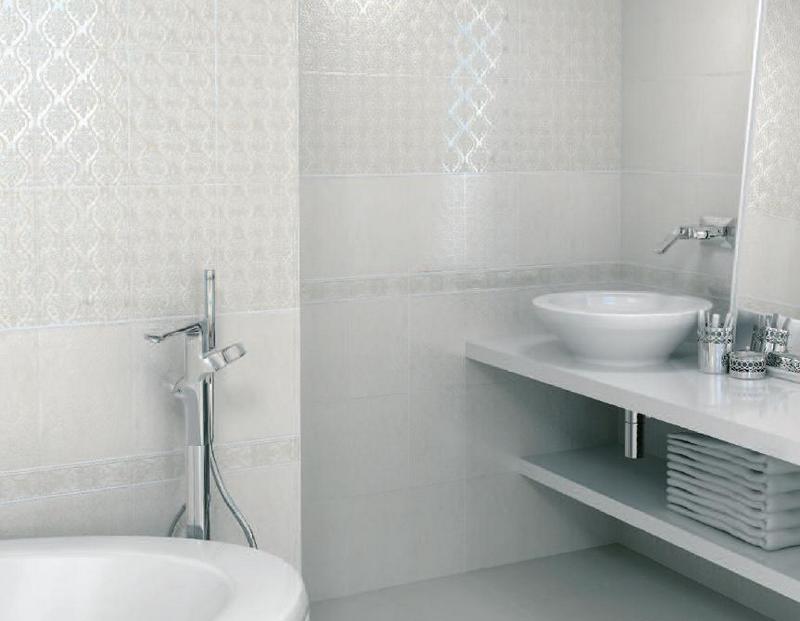 керамическая плитка для ванной комнаты дизайн проекты фото 5