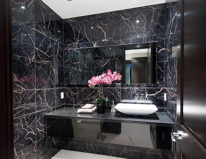 Мрамор плитка ванная комната купить отдельно излив для смесителя на кухню