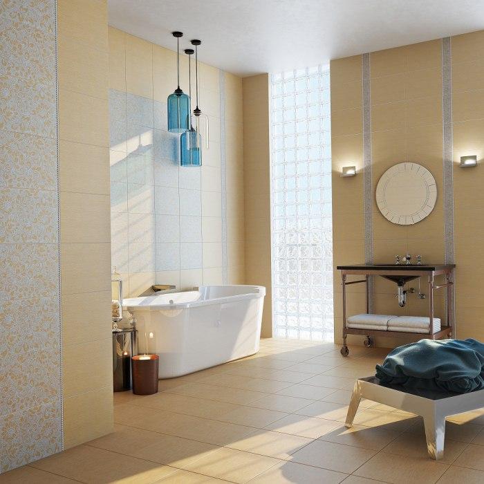 плитка шахтинская для ванной фото