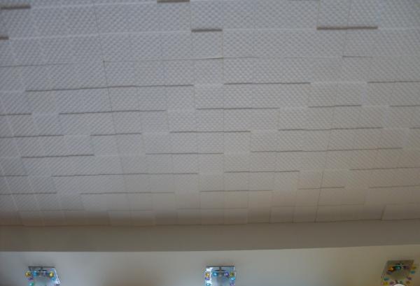 Узоры потолочной плитки фото