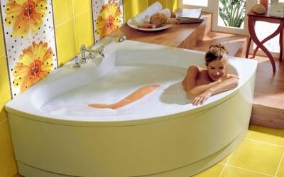 Врезной смеситель для ванной