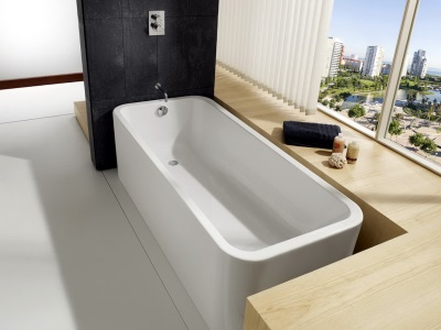 акриловая ванна форма