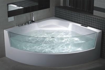 Большая ванна глубокая