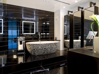 Зебровая ванна