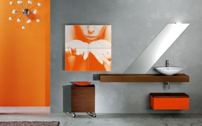 Краска в ванной 4 кв. м.