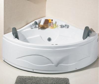 ванна с гидромассажем большая