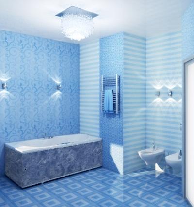 Пластиковые панели для ванной преимущества