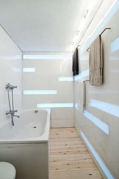 красивые пластиковые панели для ванной