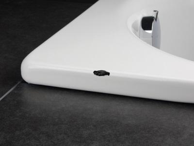 нарушения целостности поверхности ванны