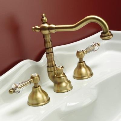 смеситель для ванной из латуни