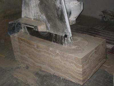 Ванны из мрамора изготовление
