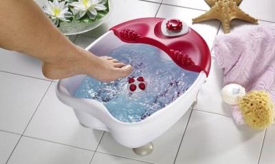Ванна для ног - гидромассаж