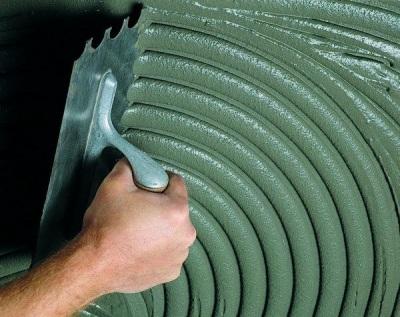 Клей для керамической плитки